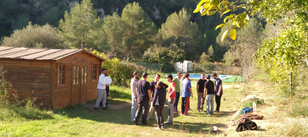 Can Foix TeamBuilding